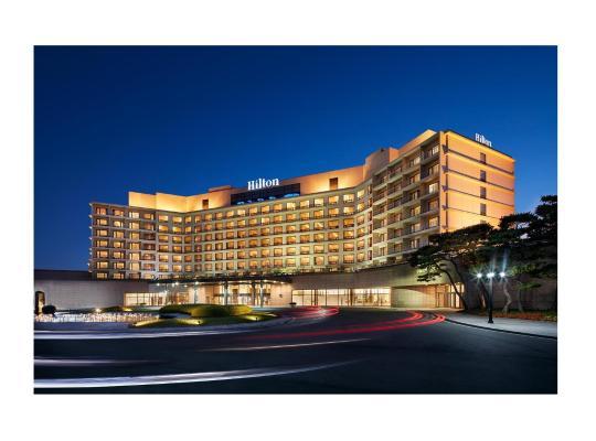 Хотел снимки: Hilton Gyeongju