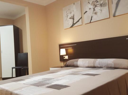 Hotel foto 's: Pensión Avenida
