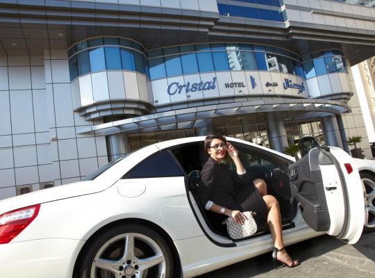 Viesnīcas bildes: Cristal Hotel Abu Dhabi
