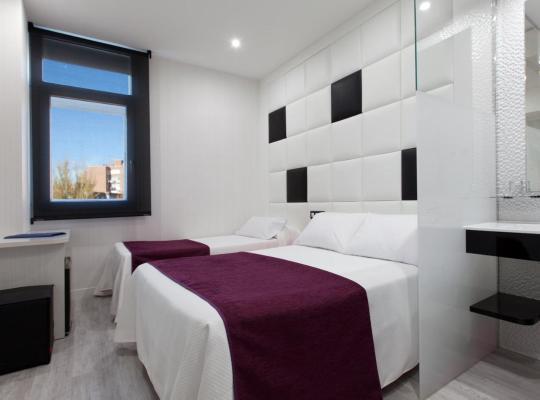 Хотел снимки: Hotel Avenida de España