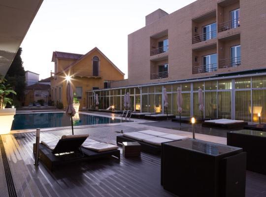 Otel fotoğrafları: Hotel de Ilhavo Plaza & Spa