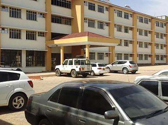 תמונות מלון: Tourist Hotel Bungoma