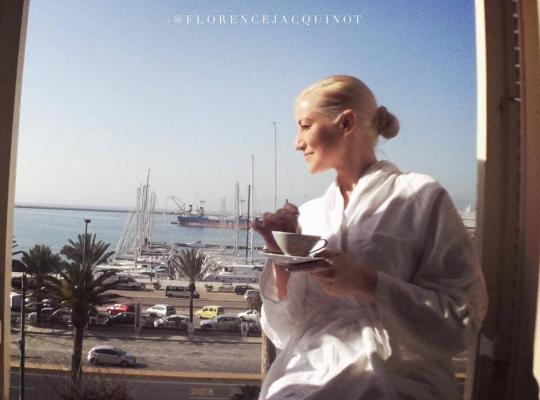 รูปภาพจากโรงแรม: Miramare Cagliari Hotel Museo