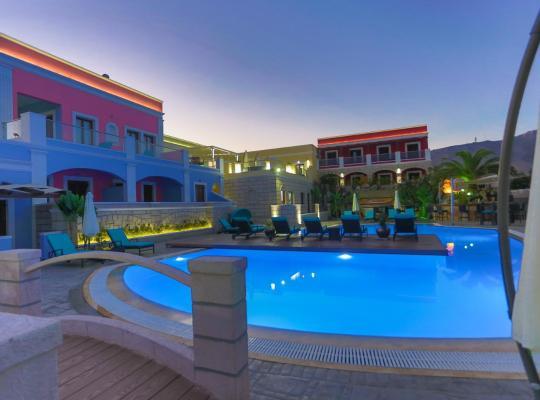 תמונות מלון: Leros Princess