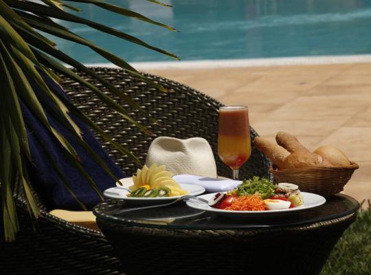 Fotografii: Ledger Plaza Bissau Hotel