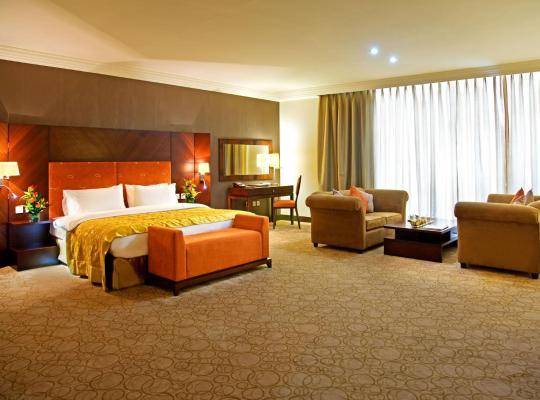 Hotel Valokuvat: Swiss-Belhotel Doha -Qatar