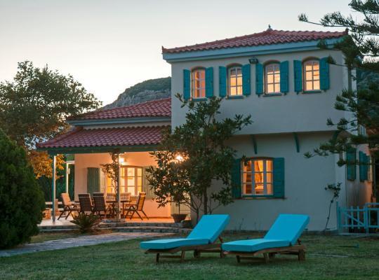 Hotel fotografií: Aeolos Villa