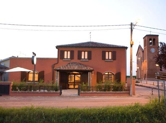 Hotellet fotos: Locanda Il Fagiano