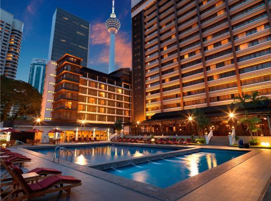 Otel fotoğrafları: Concorde Hotel Kuala Lumpur