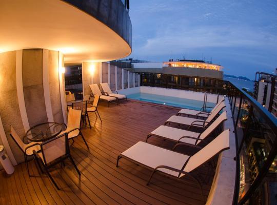 Zdjęcia obiektu: Copacabana Praia Hotel