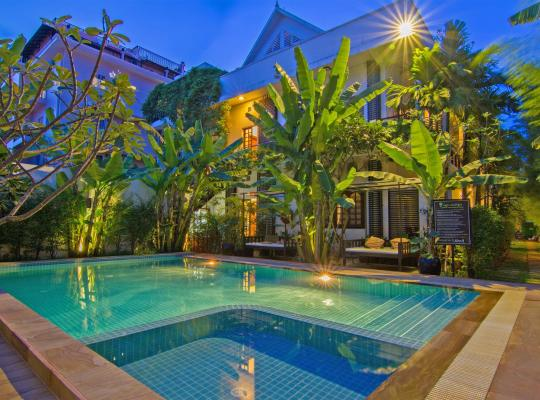 Фотографії готелю: Apsara Centrepole Hotel