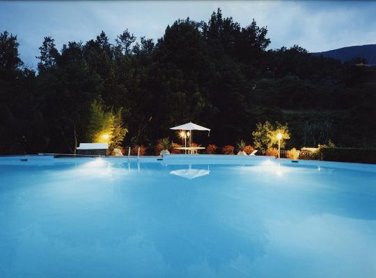 Képek: Villa Mulino di Bacchereto