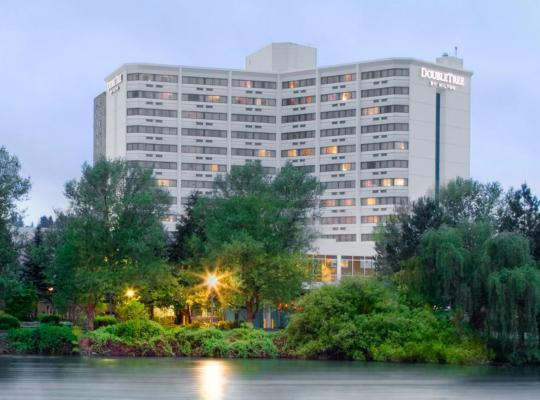 Képek: DoubleTree by Hilton Spokane City Center