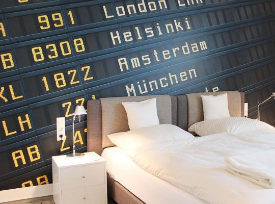 Hotelfotos: JU52 Restaurant Hotel Lounge