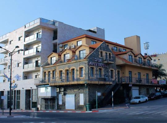Hotellet fotos: Aviv Hostel