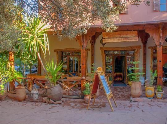 รูปภาพจากโรงแรม: Hôtel Chellal Ouzoud