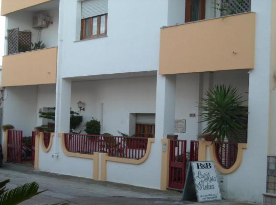 Hotel Valokuvat: B&B La Rosa Antica