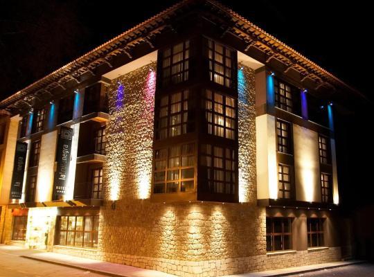 Фотографії готелю: Hotel La Trufa Negra