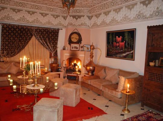 होटल तस्वीरें: Riad Villa Midelt