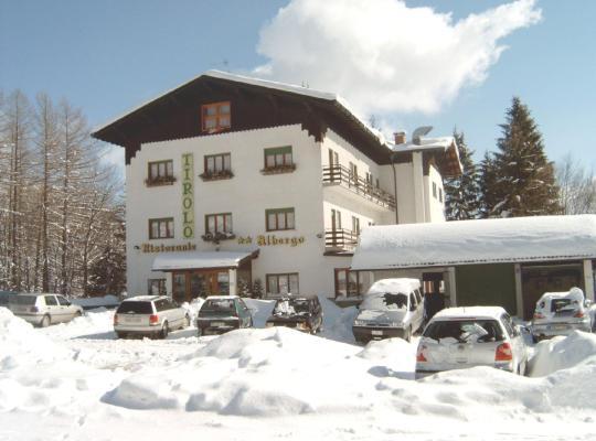 酒店照片: Albergo Tirolo