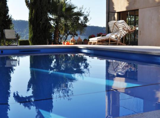 Otel fotoğrafları: Granja San Miguel