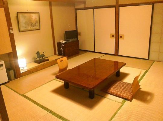 Viesnīcas bildes: Kamesei Ryokan