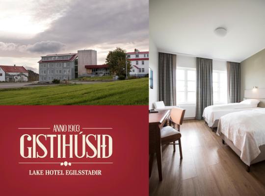Hotelfotos: Gistihúsið - Lake Hotel Egilsstadir