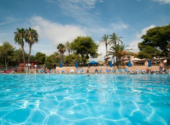 Хотел снимки: Camping Vilanova Park