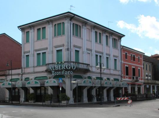 صور الفندق: Albergo Ristorante Leon d'Oro
