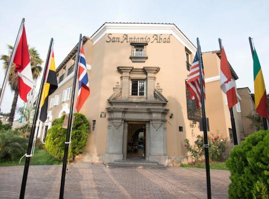 Хотел снимки: Hotel San Antonio Abad