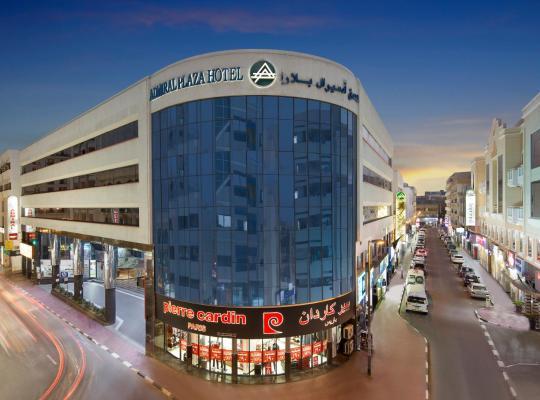 Viesnīcas bildes: Admiral Plaza Hotel