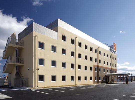 Viesnīcas bildes: Chisun Inn Iwate Ichinoseki IC