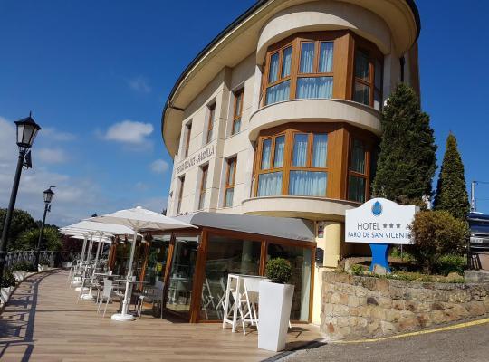 Hotel Valokuvat: Hotel Faro de San Vicente