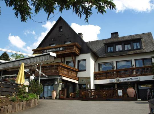 Hotel foto 's: Forsthaus