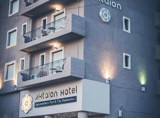 Zdjęcia obiektu: Aktaion Hotel
