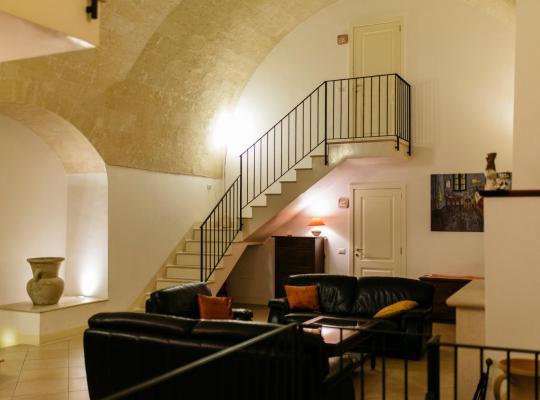 Хотел снимки: Residence Del Casalnuovo