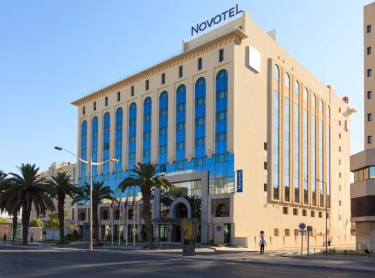 Fotos de Hotel: Novotel Tunis