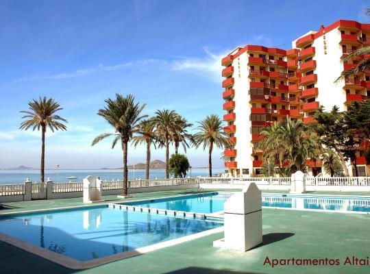 Хотел снимки: Apartamentos Altair La Manga