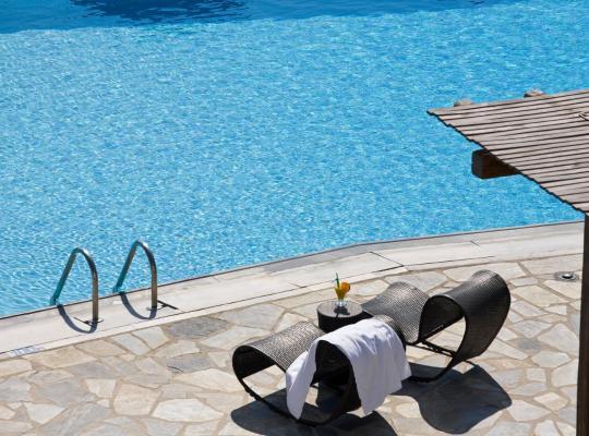 Фотографии гостиницы: Yiannaki Hotel