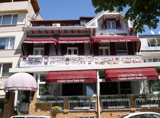 Хотел снимки: Yeşilköy Airport Hotel