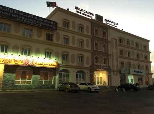 Хотел снимки: Gulf Crown Hotel Apartment