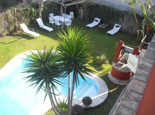 Viesnīcas bildes: La Posada de Menchu