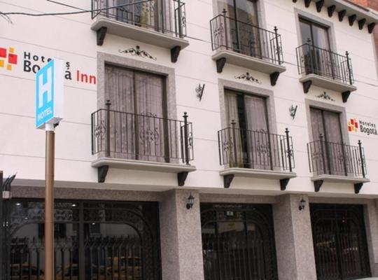 Zdjęcia obiektu: Hotel Bogotá Inn Park Way