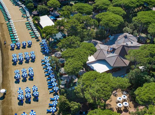 Hotel bilder: Hotel La Bussola - Beach & Golf