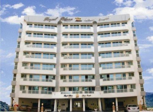 Képek: Royal Plaza Hotel Apartments