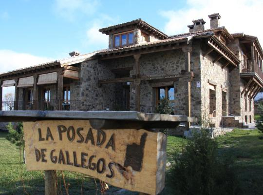 Φωτογραφίες του ξενοδοχείου: La Posada de Gallegos