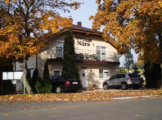 Viesnīcas bildes: Apartman Nóra