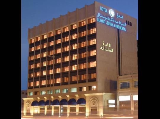 Otel fotoğrafları: Al Hyatt Jeddah Continental Hotel