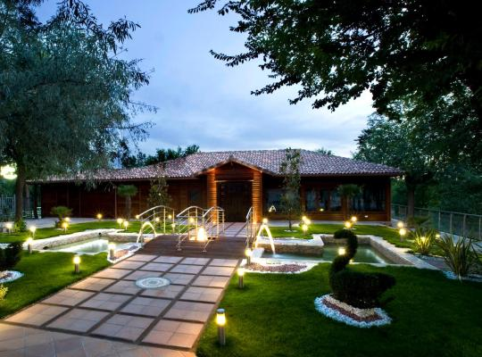 รูปภาพจากโรงแรม: Complejo La Cigüeña