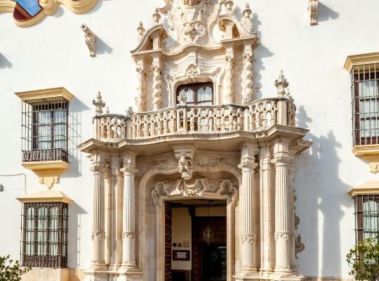 Φωτογραφίες του ξενοδοχείου: Palacio Marques de la Gomera